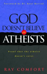 God Doesn't Believe in Atheists - eBook
