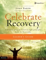 Celebrate Recovery Updated Leader's Guide - eBook