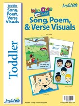 Toddler Song/Poem/Verse Visuals: Wee Ones for Christ