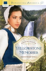 Yellowstone Memories: Four-in-One Collection - eBook