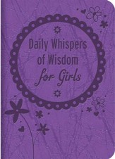 Daily Whispers of Wisdom for Girls - eBook