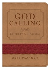 God Calling 2015 (15 month) Planner