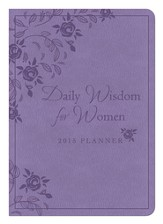 Daily Wisdom for Women 2015 (15 month) Planner