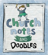 Church Notes and Doodles (for Boys)