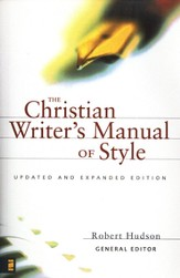 The Christian Writer's Manual of Style - eBook
