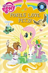 My Little Pony: Ponies Love Pets!