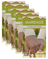 Marriage: To Have and To Hold - 5 Pack