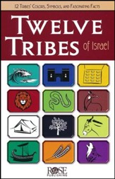 Twelve Tribes of Israel: Pamphlet