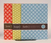 Faith, Hope, Love: 3-Pack