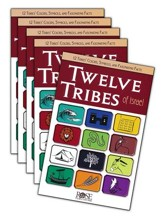 Twelve Tribes of Israel: Pamphlet 5-pack