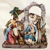Nativity Scene Figurine, Joseph Studio Collection