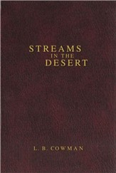 Contemporary Classic/Streams in the Desert - eBook