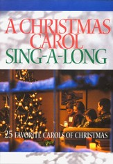 A Christmas Carol Sing-a-long 2 CD's and 5 Songbooks