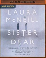 Sister Dear - unabridged audio book on MP3-CD