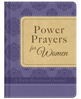 Power Prayers for Women Journal