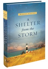 A Shelter from the Storm Devotional Book by SOlly Ozrovech