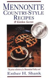 Mennonite Country Style Recipes, Vol. 1