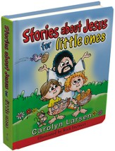Stories About Jesus for Little Ones Board Book
