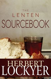 Lenten Sourcebook, The: . - eBook