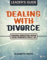 Dealing with Divorce Leader's Guide - eBook