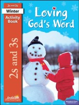 Loving God's Word (ages 2 & 3) Activity Book