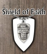 Shield of Faith Pendant