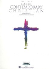 Best of Contemporary Christian, Songbook