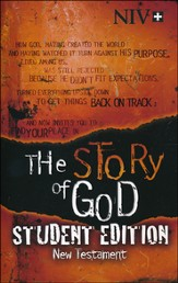 NIV Student Outreach New Testament: The Story of God