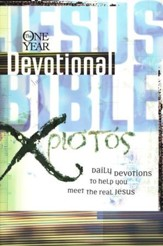 The One Year Devotional: Daily Devotions to Help You Meet the  Real Jesus