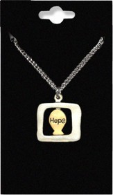 Hope Fish Necklace