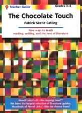 The Chocolate Touch, Novel Units Teacher's Guide, Grades 3-4