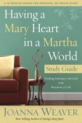 Having a Mary Heart Participant's Guide - eBook