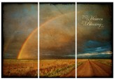 May the Windows of Heaven Wall Art