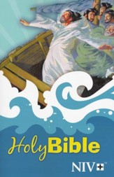 NIV Outreach Bible for Kids, softcover