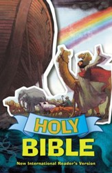 NIrV Children's Holy Bible, softcover