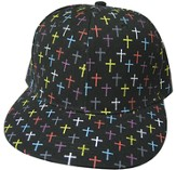 Colorful Crosses Cap