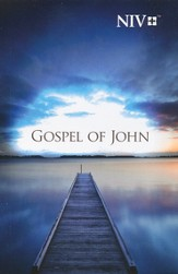 NIV Gospel of John - (10 pack)