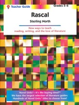 Rascal, Novel Units Teacher's Guide, Grades 5-6