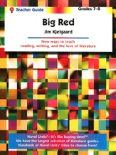 Big Red, Novel Units Teacher's Guide, Grades 7-8