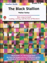 The Black Stallion, Novel Units Teacher's Guide, Grades 5-6