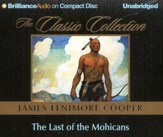 Last of the Mohicans - Audiobook on CD