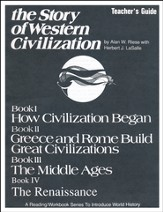 The Story Of Western Civilization, Teacher's Guide