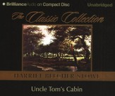 Uncle Tom's Cabin - audiobook on CD