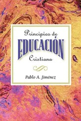 Principios de Educación Cristiana  (Christian Education Principles)