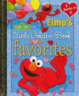 Elmo's Little Golden Book Favorites (Sesame Street)