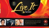NLT Live It Now! Dramatized Audio Bible, Audio-CD