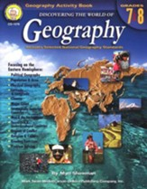 Discovering the World of Geography--Grades 7 to 8