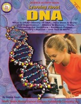 Learning about DNA Grades 4-8+