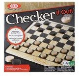 Checker It Out Game