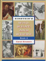 Einstein's Who, What, and Where Book 2